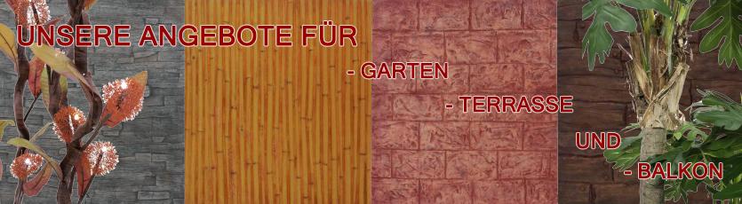 Angebote für Garten, Terrasse & Balkon 1