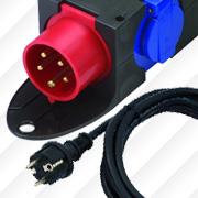 Stromverteilung & Kabel