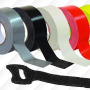 Tape & Kabelklett