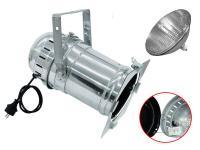Scheinwerfer-Set PAR-56 Profi Spot alu inkl. Leuchtmittel MFL/T