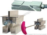 ERGO - Zinkdruckguss-Klemmverbinder Preis ab 24 Stück