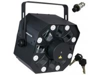 Showtec Dominator 3-in-1 LED-Laser Effekt