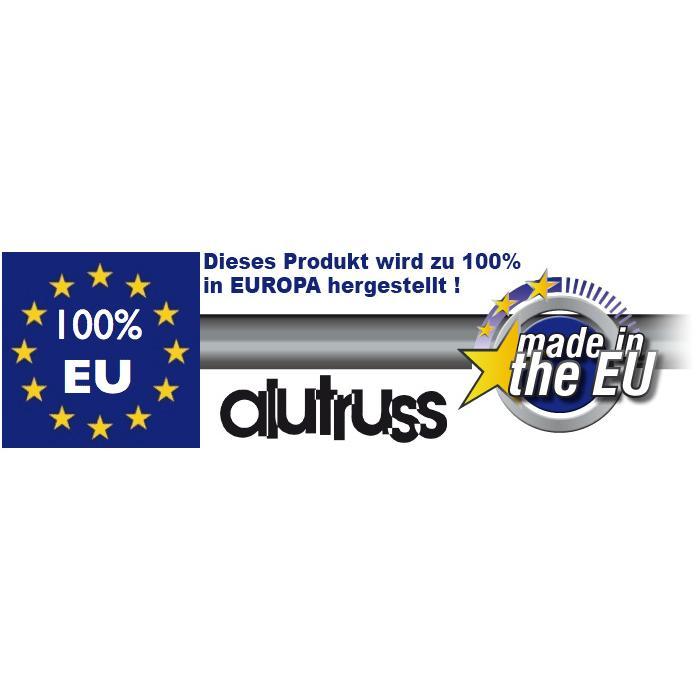 Qqgp 50cm Female Endplatte X Alutruss Quadlock6082 WdCxBroe