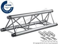 Prolyte X30D-L050 Traverse 50cm inkl. CCS6-600 Konusverbinder