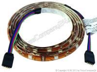 LED IP-Strip 45 Erweiterung 1,5m Länge RGB 12V