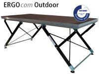 ERGO - COM Scherenfußpodest 100 x 200cm Outdoor