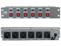 Showtec DJ-Switch 6 Schaltkonsole
