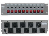 Showtec DJ-Switch 10 Schaltkonsole