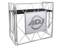 American DJ Pro Event Table II Mobiler DJ-Stand