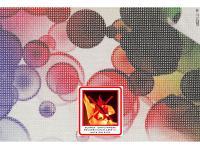 Digimesh PVC 320 g/m² B1 pro/m² inkl. Konfektion/Druck