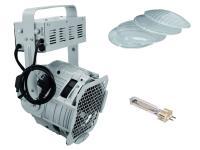 Scheinwerferset ML-56 CDM Multi Lens Spot silber inkl. Leuchmittel