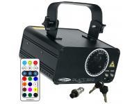 Showtec Galactic RGB 300 Laser 300mW inkl. IR-Fernbedienung