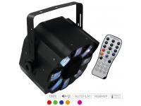 EUROLITE LED FE-700 Flowereffekt inkl. IR-Fernbedienung
