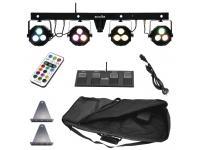 EUROLITE LED KLS-170 Kompakt-Lichtset inkl. Transporttasche