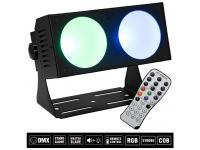 EUROLITE LED CBB-2 COB RGB Leiste inkl. IR-Fernbedienung