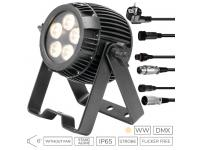 EUROLITE LED IP PAR 5x5W WW Outdoor IP65
